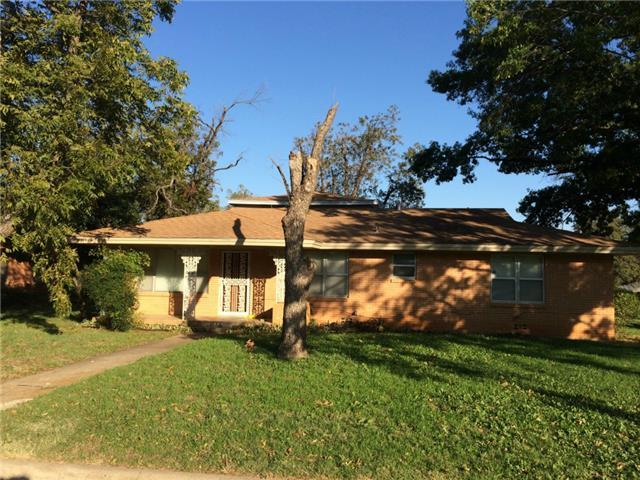Rental Homes for Rent, ListingId:32170810, location: 1629 Montclair Drive Ft Worth 76103