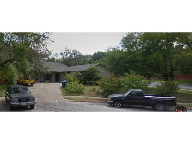 1406 Marlborough Cir, Austin, TX 78753