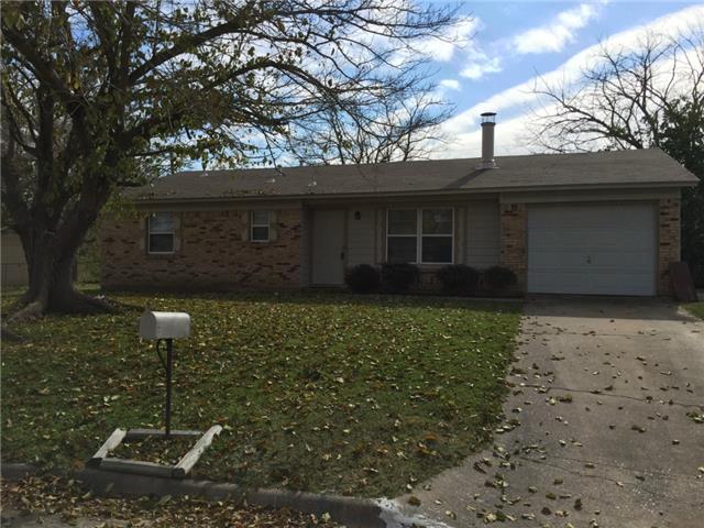 4023 Dixon Cir, Greenville, TX 75401