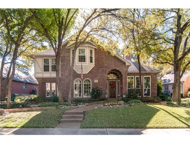 731 Alendale Drive, one of homes for sale in Coppell