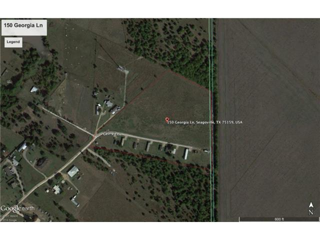 10.65 acres by Seagoville, Texas for sale