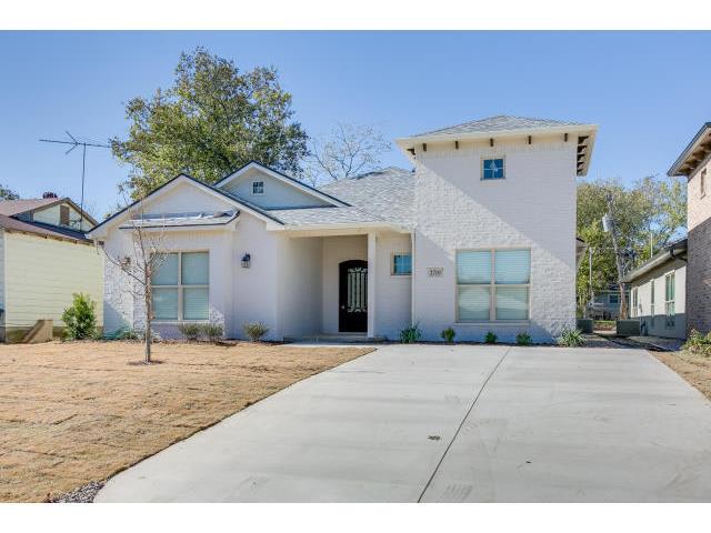 Rental Homes for Rent, ListingId:30873285, location: 2800 Gordon Avenue Ft Worth 76110