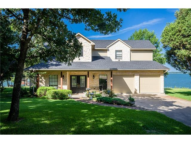 153 Stockton Pt, Kerens, TX 75144