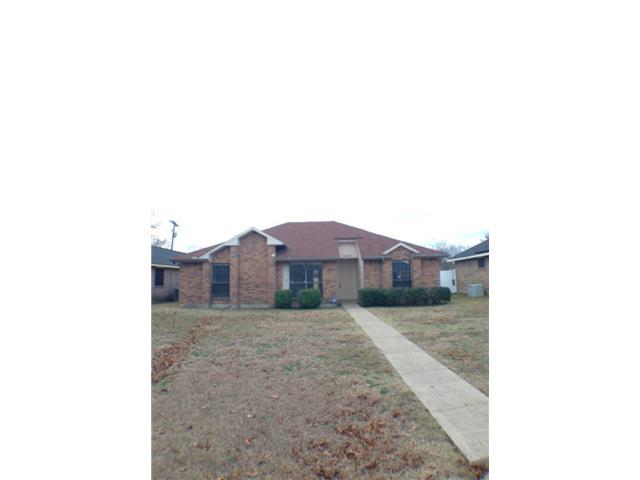 Rental Homes for Rent, ListingId:31097770, location: 1280 Roan Drive Lancaster 75134
