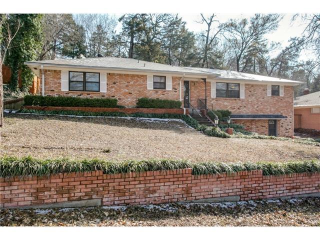 Rental Homes for Rent, ListingId:30926799, location: 2838 Ilahe Dallas 75233