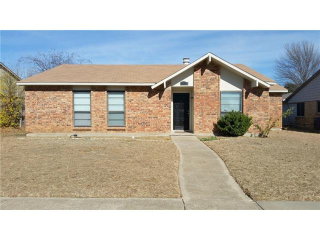 Rental Homes for Rent, ListingId:30926289, location: 7401 Flameleaf Place Dallas 75249