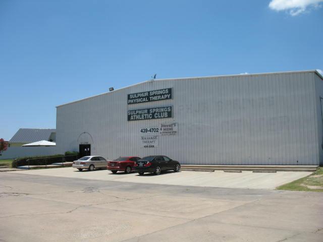 1129 Industrial Dr E, Sulphur Springs, TX 75482