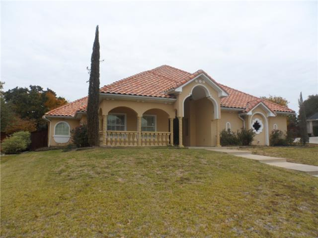 One of Denton 4 Bedroom Pool Homes for Sale