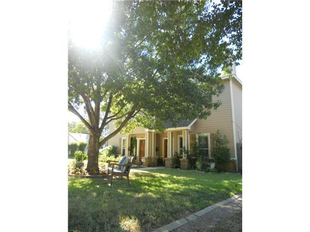 Rental Homes for Rent, ListingId:31135858, location: 4803 Birchman Avenue Ft Worth 76107