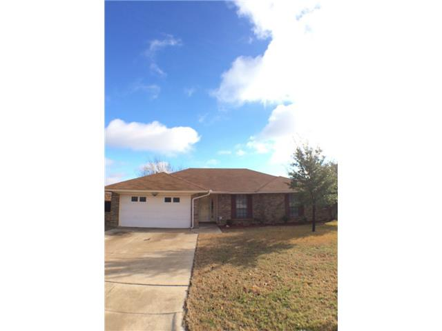 Rental Homes for Rent, ListingId:31164328, location: 537 Porter Avenue Crowley 76036