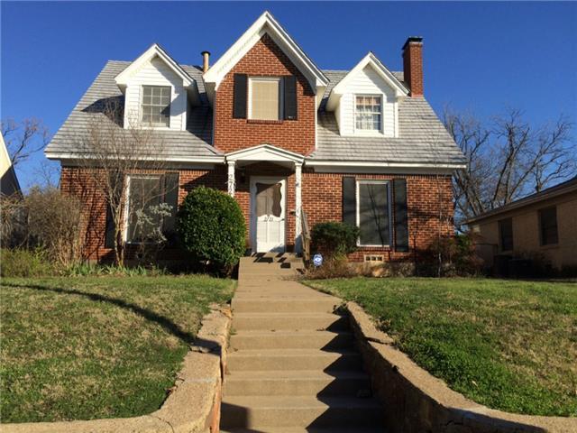 Rental Homes for Rent, ListingId:31286007, location: 2721 Forest Park Boulevard Ft Worth 76110
