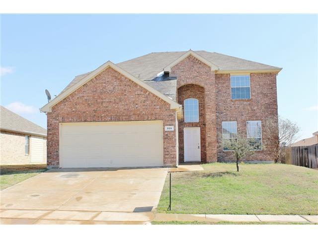 Rental Homes for Rent, ListingId:31280686, location: 809 Pebblecreek Drive Burleson 76028