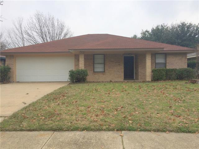 Rental Homes for Rent, ListingId:31286798, location: 4820 Chickadee Drive Balch Springs 75180