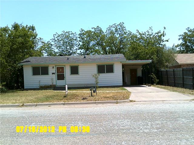 Rental Homes for Rent, ListingId:31363024, location: 2517 Marshall Street Abilene 79605