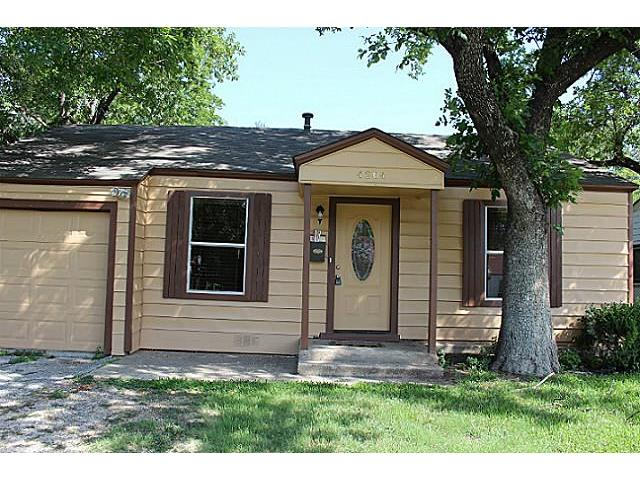 Rental Homes for Rent, ListingId:31363022, location: 4204 Lisbon Street Ft Worth 76107