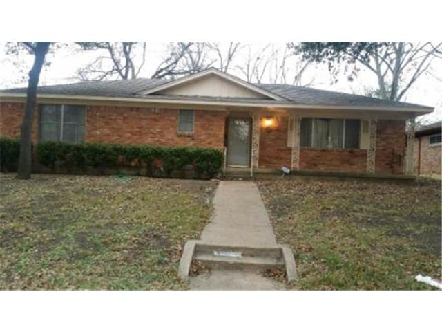 Rental Homes for Rent, ListingId:31395897, location: 3316 Sharpview Lane Dallas 75228
