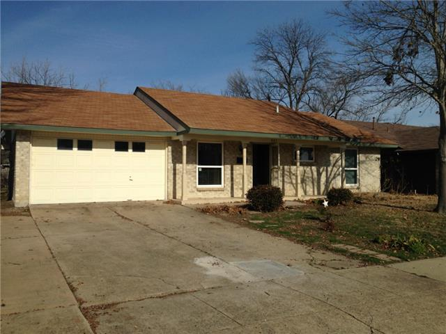 Rental Homes for Rent, ListingId:31485124, location: 441 Wildbriar Drive Garland 75043
