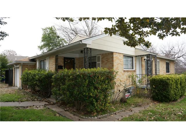 Rental Homes for Rent, ListingId:31514796, location: 3340 James Drive Dallas 75227