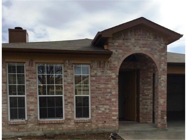Rental Homes for Rent, ListingId:31530645, location: 940 Danforth Place Arlington 76017
