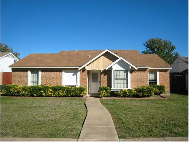 Rental Homes for Rent, ListingId:31547976, location: 2406 High Hollow Drive Garland 75041