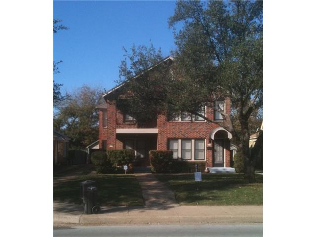 Rental Homes for Rent, ListingId:31562967, location: 3316 S University Drive S Ft Worth 76109