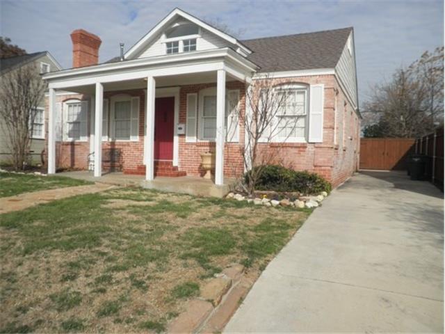 Real Estate for Sale, ListingId: 31553116, Ft Worth,TX76107