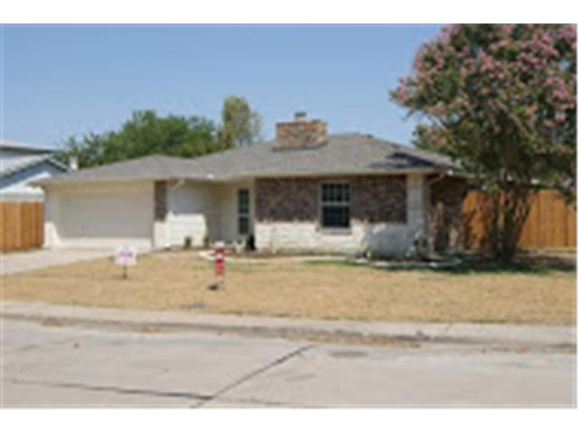 Rental Homes for Rent, ListingId:31687992, location: 806 Frances Drive Grand Prairie 75052