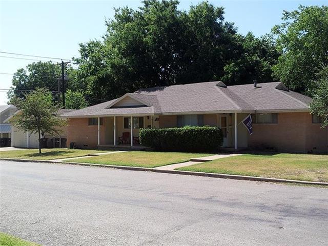 Rental Homes for Rent, ListingId:31561969, location: 3201 Wabash Avenue Ft Worth 76109