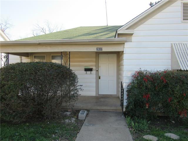 Rental Homes for Rent, ListingId:31662934, location: 2937 Merida Avenue Ft Worth 76109