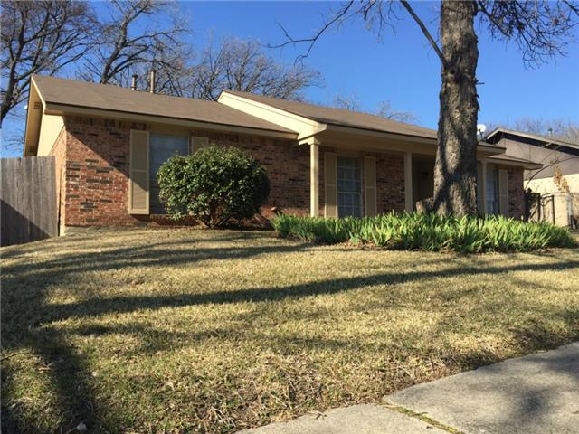 Rental Homes for Rent, ListingId:31630820, location: 221 Colonel Drive Garland 75043