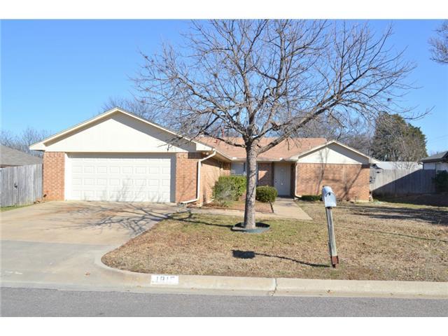 Rental Homes for Rent, ListingId:31628231, location: 1815 Wisteria Street Denton 76205