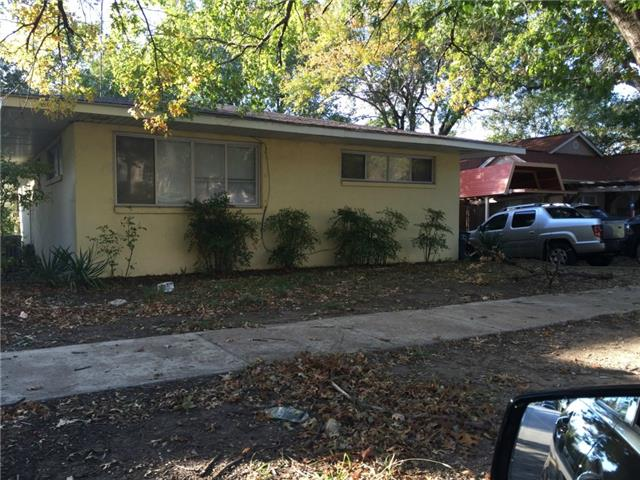 Rental Homes for Rent, ListingId:31628765, location: 2716 Forest Park Boulevard Ft Worth 76110