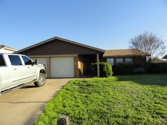 Rental Homes for Rent, ListingId:32168750, location: 1141 Cornell Drive Abilene 79602