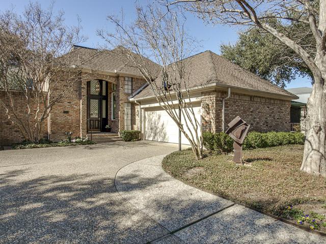 Single Family Home for Sale, ListingId:31689156, location: 12119 Elysian Court Dallas 75230