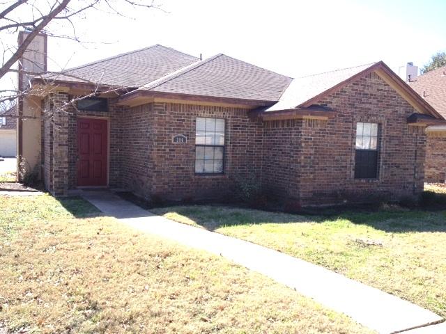 Rental Homes for Rent, ListingId:33080759, location: 204 Tanglewood Street Denton 76207