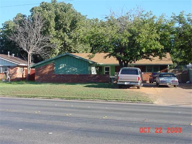 Rental Homes for Rent, ListingId:31792964, location: 4008 N 10th Street N Abilene 79603