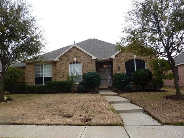 Rental Homes for Rent, ListingId:31795144, location: 9710 Cliffside Drive Irving 75063
