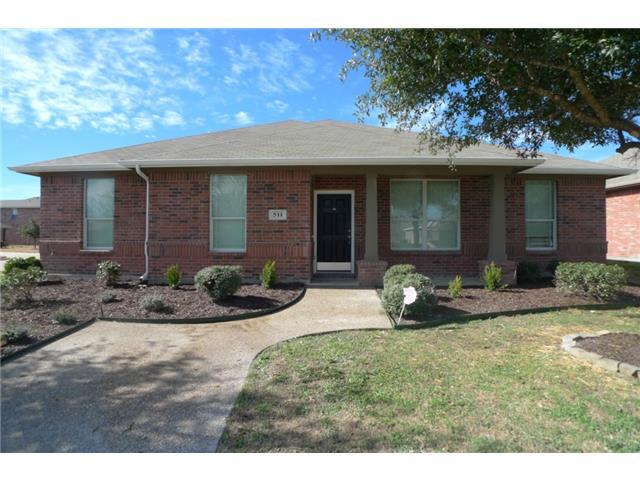 Rental Homes for Rent, ListingId:32172777, location: 511 Branchwood Drive Lancaster 75146