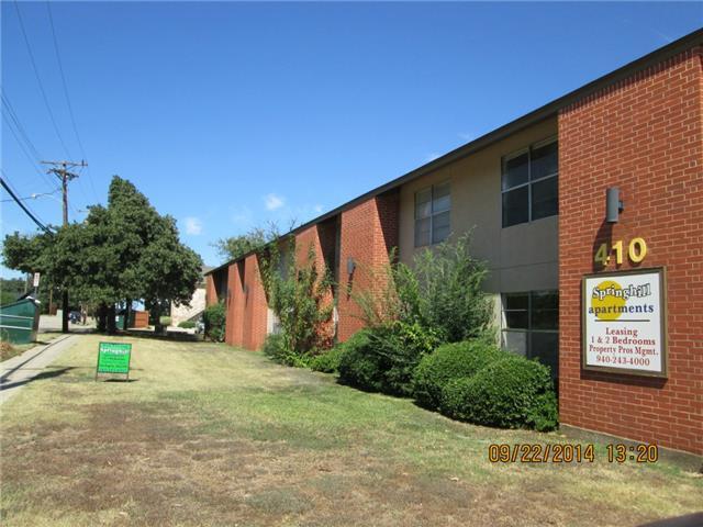 Rental Homes for Rent, ListingId:32167275, location: 410 Bryan Street Denton 76201