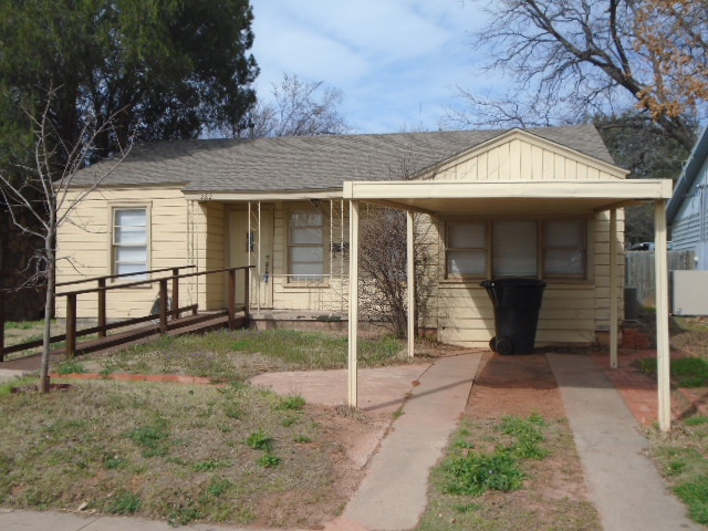 Rental Homes for Rent, ListingId:32171505, location: 282 Clyde Street Abilene 79605