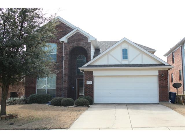 Rental Homes for Rent, ListingId:32170564, location: 5417 Centeridge Lane McKinney 75071