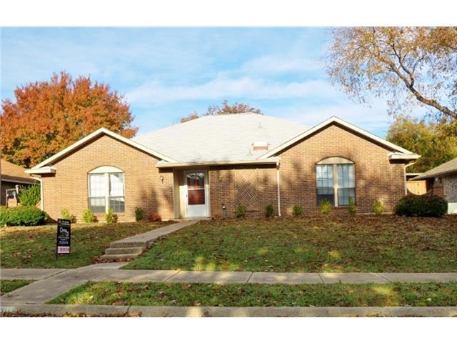 Rental Homes for Rent, ListingId:32170185, location: 4013 Tracey Trail Rowlett 75088