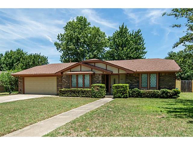 Rental Homes for Rent, ListingId:32172428, location: 612 Eudaly Drive Colleyville 76034