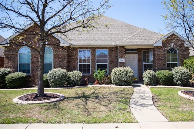 Rental Homes for Rent, ListingId:32166396, location: 1561 Mahogany Drive Allen 75002