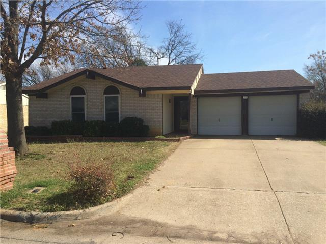 Rental Homes for Rent, ListingId:32171930, location: 1403 Birmingham Drive Arlington 76012