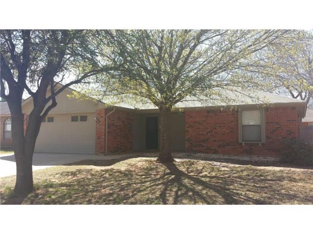 Rental Homes for Rent, ListingId:32170524, location: 14 Verbena Street Abilene 79606