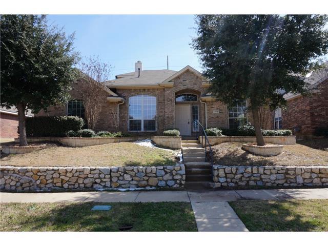 Rental Homes for Rent, ListingId:32169749, location: 4910 Hopewell Drive Garland 75043