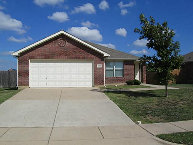 Rental Homes for Rent, ListingId:32171534, location: 1603 Withers Way Krum 76249