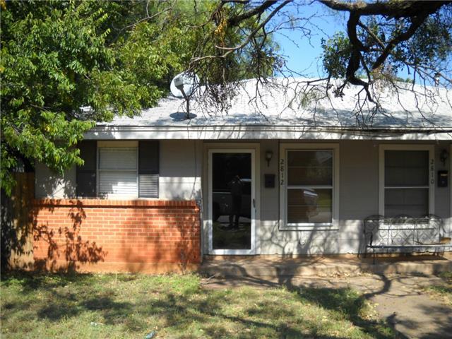 Rental Homes for Rent, ListingId:32171506, location: 2812 Russell Avenue Abilene 79605