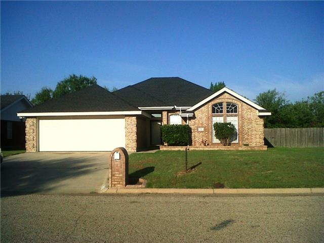 Rental Homes for Rent, ListingId:32170895, location: 926 Parsons Road Abilene 79602